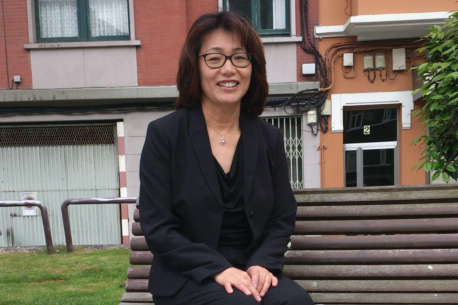 Ibuki Kusano, profesora en el MIEMA, obtiene el Premio Fundación SENER por su tésis doctoral